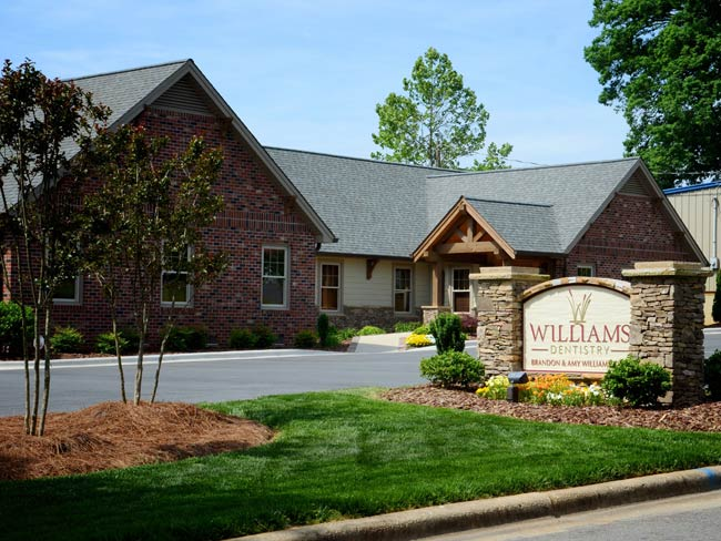 Entrance - Williams Dentistry in Asheboro