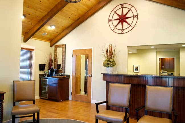 Lobby - Williams Dentistry in Asheboro
