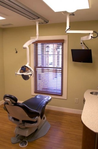 Operatory View - Williams Dentistry in Asheboro